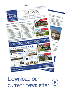 The Country House Company Newsletter
