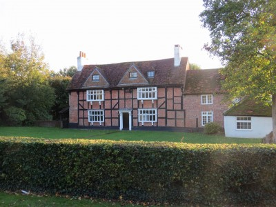 Large period farmhouse on the Dean Farm Estate, near Fareham / Portsmouth